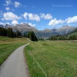 Bernina Express: Passo Bernina - St.Moritz